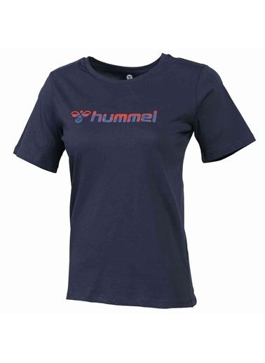 Hummel Mımı Kısa Kollu Tışört Mavi